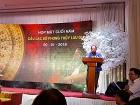 Tiệc Tất niên 2017 và giao lưu học viên Phong Thủy Lưu Gia 3 miền: Hà Nội- Sài Gòn- Vũng Tàu